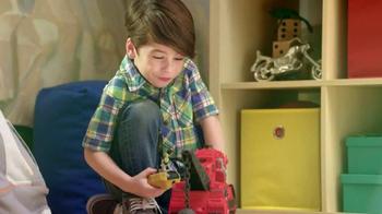 Dreamworks Dinotrux Reptool Control Ty Rux TV Spot, 'Buddies' - Thumbnail 5