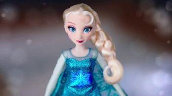Disney Frozen Musical Lights Elsa TV Spot, 'Own Your Moment'