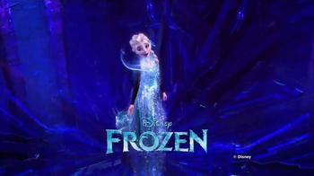 Disney Frozen Musical Lights Elsa TV Spot, 'Own Your Moment' - Thumbnail 1