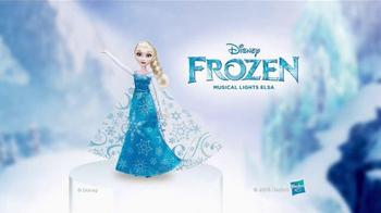 Disney Frozen Musical Lights Elsa TV Spot, 'Own Your Moment' - Thumbnail 8