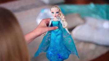 Disney Frozen Musical Lights Elsa TV Spot, 'Own Your Moment' - Thumbnail 3