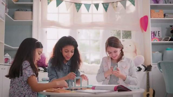American Girl Grace's 2-in-1 Buildable Home TV Spot, 'Your Story'