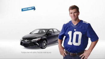 2017 Toyota Camry TV Spot, 'How to With Eli Manning: Wireless Charging' - Thumbnail 1