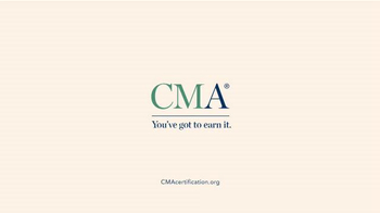 Institute of Management Accountants TV Spot, 'CMA' - Thumbnail 10
