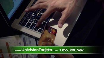 Univision Tarjeta TV Spot, 'Paga tus cuentas' [Spanish]