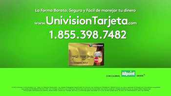 Univision Tarjeta TV Spot, 'Paga tus cuentas' [Spanish] - Thumbnail 7