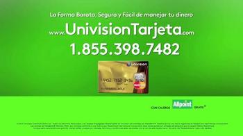Univision Tarjeta TV Spot, 'Paga tus cuentas' [Spanish] - Thumbnail 6