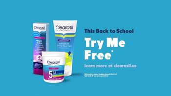 Clearasil Ultra Rapid Action TV Spot, 'Back to School: Interruption'