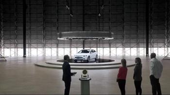 2016 Chevrolet Equinox LT TV Spot, 'Most Dependable' - Thumbnail 1