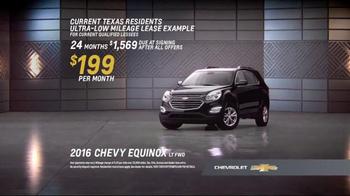 2016 Chevrolet Equinox LT TV Spot, 'Most Dependable' - Thumbnail 7