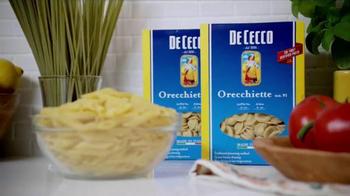 De Cecco TV Spot, 'Ingredients' Featuring Sara Gore - Thumbnail 3