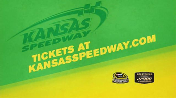 Kansas Speedway TV Spot, '2016 Hollywood Casino 400: Sorry' - Thumbnail 9