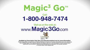 Liberator Medical Supply Magic3 Go TV Spot, 'Great News for Catheter Users' - Thumbnail 7