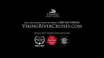 Viking Cruises 20th Anniversary Special TV Spot, '2017 Savings' - Thumbnail 10
