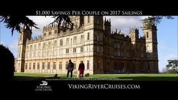 Viking Cruises 20th Anniversary Special TV Spot, '2017 Savings' - Thumbnail 5