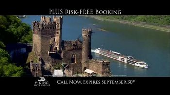 Viking Cruises 20th Anniversary Special TV Spot, '2017 Savings' - Thumbnail 6