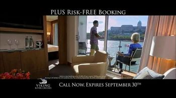 Viking Cruises 20th Anniversary Special TV Spot, '2017 Savings' - Thumbnail 8