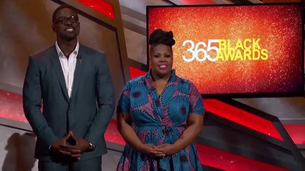 McDonald's 365 Black Awards TV Commercial, 'What Did You Miss?' Feat. Amber Riley