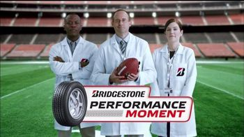 Bridgestone TV Spot, 'Performance Moment: Lions vs. Titans' - 1 commercial airings