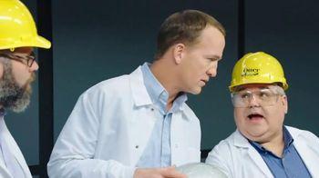 OtterBox TV Spot, 'Round 2: Manning in the Machine' Feat. Peyton Manning