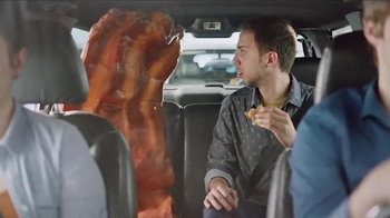 Tums Smoothies TV Spot, \'Battle of the Burn: Who\'s Takin\' Down the Bacon?\'