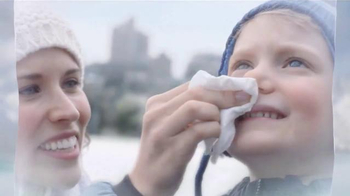 Puffs Plus Lotion TV Spot, 'Winter Stories'