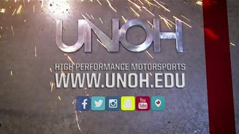 University of Northwestern Ohio TV Spot, 'High Performance Motorsports' - Thumbnail 8
