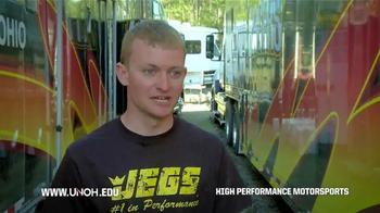 University of Northwestern Ohio TV Spot, 'High Performance Motorsports' - Thumbnail 6