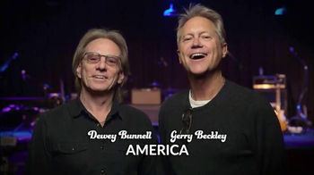 Rock & Romance Cruise TV Spot, '2017 Cruise' Featuring Dewey Bunnell - 389 commercial airings