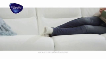Ekornes Stressless Furniture TV Spot, 'Calm & Relaxing' - Thumbnail 1