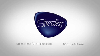 Ekornes Stressless Furniture TV Spot, 'Calm & Relaxing' - Thumbnail 6