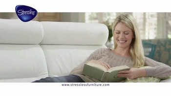 Ekornes Stressless Furniture TV Spot, 'Calm & Relaxing' - Thumbnail 3