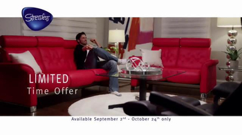 Ekornes Stressless Furniture TV Spot, 'Calm & Relaxing' - Thumbnail 4