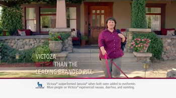 Victoza TV Spot, 'Moment of Truth: Ivette & Jim' - Thumbnail 1