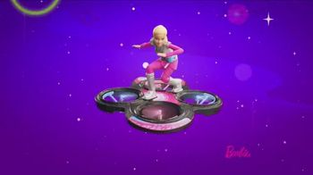 Barbie Star Light Adventure RC Hoverboard TV Spot, 'Out of This World' - 678 commercial airings