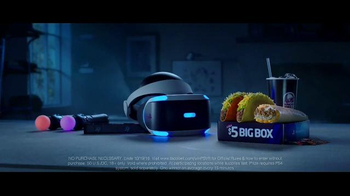 Taco Bell $5 Big Box TV Spot, 'Playstation Virtual Reality Box: Player One' - Thumbnail 9