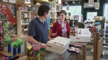 FedEx TV Spot, 'Goofy Glasses' - Thumbnail 2