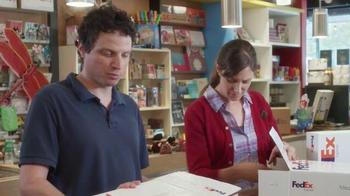 FedEx TV Spot, 'Goofy Glasses' - Thumbnail 3