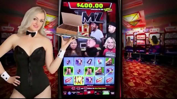 TMZ Video Slot Machine TV Spot, 'Win Big' - 33 commercial airings