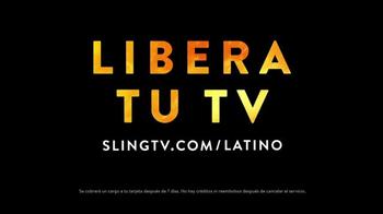 Sling TV Spot, 'Libera tu televisión' con Danny Trejo [Spanish] - Thumbnail 9