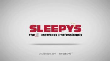 Sleepy's One Day Mattress Sale TV Spot, 'Sealy and Serta' - Thumbnail 5