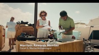 Marriott Rewards TV Spot, 'It's All About the Moments' - Thumbnail 1