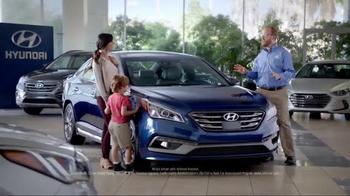 2016 Hyundai Sonata TV Spot, 'Best in His Class' - Thumbnail 1