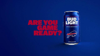 Bud Light TV Spot, 'Are You Game Ready?' - Thumbnail 10