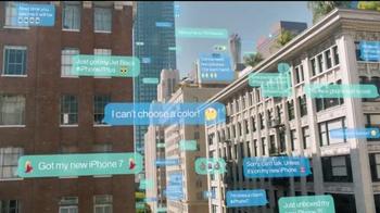 Verizon LTE Advanced TV Spot, 'iPhone 7 On Us' - Thumbnail 3