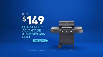 Lowe's TV Spot, 'Your Football Self: Grill' - Thumbnail 10
