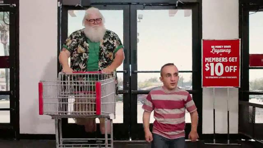 Kmart TV Commercial, \'Disguise\' - iSpot.tv