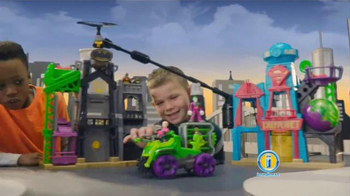 Imaginext DC Super Friends Super Hero Flight City TV Spot, 'Adventure'