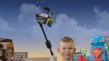 Imaginext DC Super Friends Super Hero Flight City TV Spot, 'Adventure' - Thumbnail 5