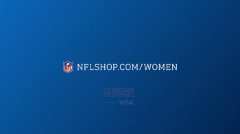 NFL Shop TV Spot, 'Make Your Connection' Featuring Shawn Johnson - Thumbnail 10